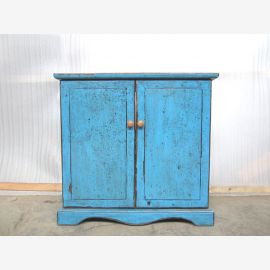 China Washbasin Vanity unit Pine high gloss Turquoise