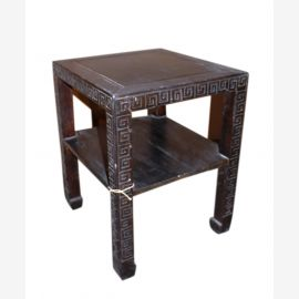Filigree crafted Indian coffee table