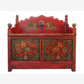 Tibet 1920 classic Lowboard also ideal as a bench or table flowers
