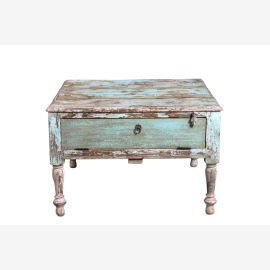 Desk shabby chic from waste wood India 1935 Luxury Park