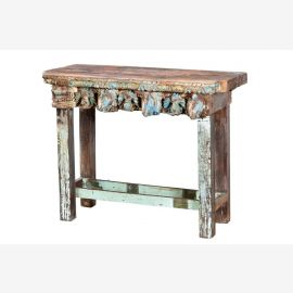 India individual table high Borad from old windows