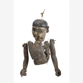 Indien Skulptur Puppe Einzelstueck Rajasthan 1925