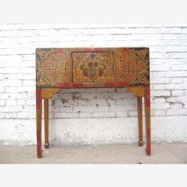 Console China Tibet Multicolour