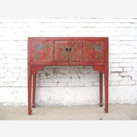 Tibet console red classic