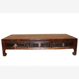 China 1890 lowboard dresser drawers for flat