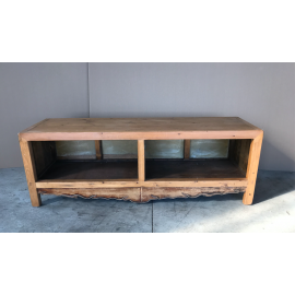 CHINA lowboard pine buffet cabinet for TV screen by televisione como ID SD.D.33