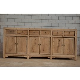 Versatile wood panel with noble embellishments