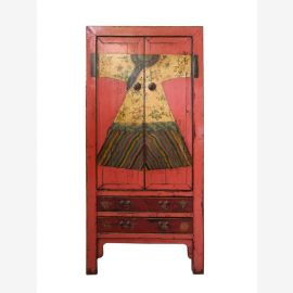 China wardrobe antique 150 years