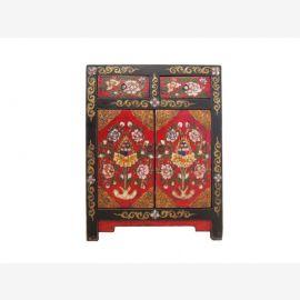 Tibet painted in merry dresser 120 years