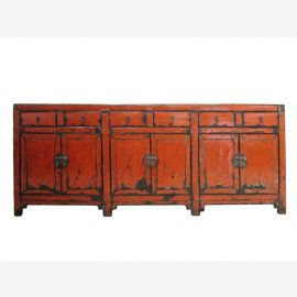 China Sideboard Antique 150 years old