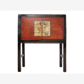 Chest of drawers Mongolia antique 110 - 130 years old. 011