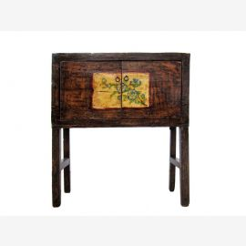 Chest of drawers Mongolia antique 110 - 130 years old. 006