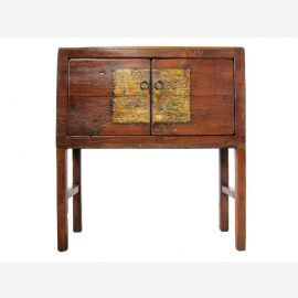 Chest of drawers Mongolia antique 110 - 130 years old. 008