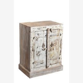 Big bedside shabby chic from India 1935 Luxury Park