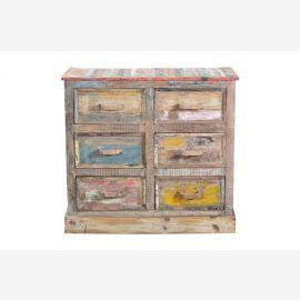 Reclaim dresser - very nice color combination