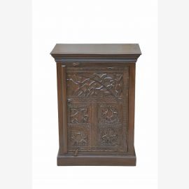 Classic small chest of Sheesham Colonial