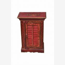 Indian beautiful chest of drawers bedside cabinet , from the province of Rajasthan