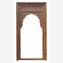 India Gate door frame arch for mounting decorative carving