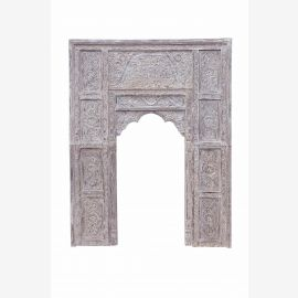 India Gate door frame decal sheet for installation wood carving