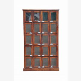 India cabinet large glass display case cabinet great front