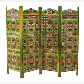 """India Partition large room divider bright natural wood classics of """"Luxury-Park"""""""