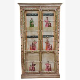 """India massive large cassette cabinet rich painting by """"Luxury-Park"""""""