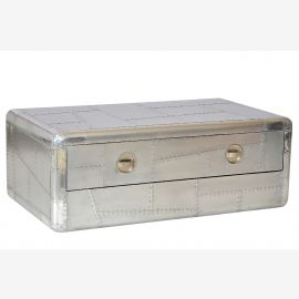 NEW aircraft aluminum furniture Coffee table Coffee table Airrange