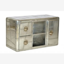 for flatscreen TV Sideboard Sideboard airplane aluminum recycling