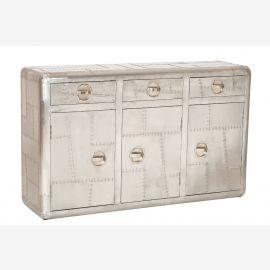 airrange sideboard drawers & doors aluminum airplane recycling