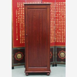 China high tower dresser drawer shoe cabinet solid pine maroon