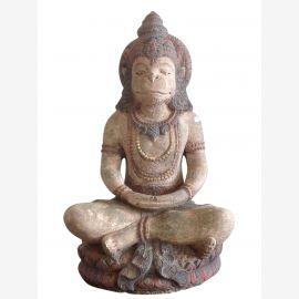 Affengot Hanuman India stone replica