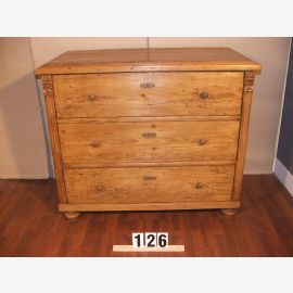 Softwood drawers Chest Hungary 1890 Empire Super Price of Luxury Park
