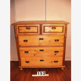 Softwood large drawers Chest Hungary before 1890 Super prices on Luxury Park