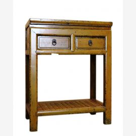 China altar console antique carving 80 years of age