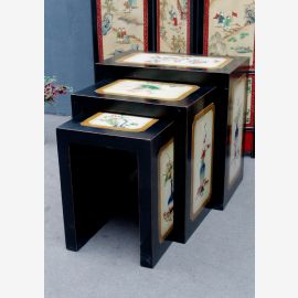 Ancient China 70-80j console. Solid filigree table