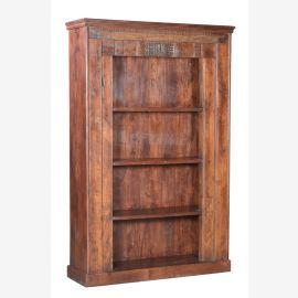 India 1890 very high wide shelf colonial broad framework
