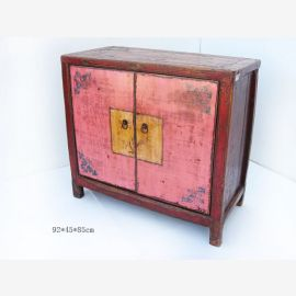 Solid wood cabinet from China with traditional applications