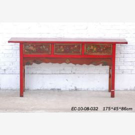 Sideboard from China solid with fine carvings