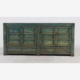 Chinese sideboard from China in used-look look