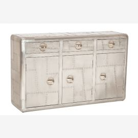 airrange sideboard drawers & doors aluminum airplane recycling
