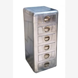 Dresser drawers tower airrange furniture aluminum