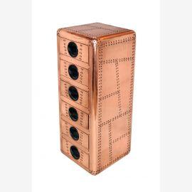 Dresser drawers tower airrange furniture aluminum