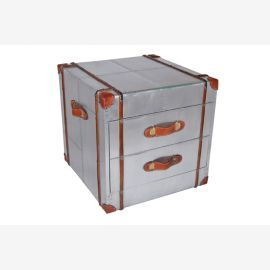 Furniture made of aluminum recycling dresser drawers two aircraft