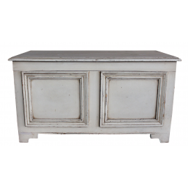 Chest of anik white solid wood 50-60 years
