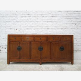 China classic chest of drawers dresser drawers painted pine D SD.D.12.3