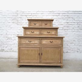 China colonial style bright dresser drawers in classical optics stairs