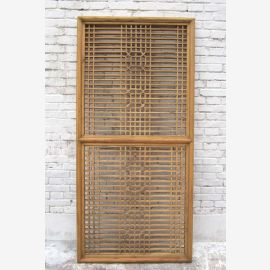 China classic style crafted filigree lattice door wall decor in best condition