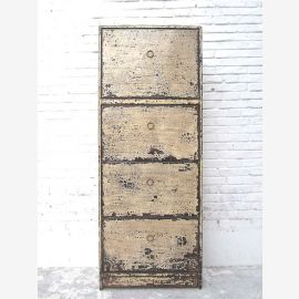 "China great shoe cabinet antique white painted shabby chic look 4 large drawers our bestseller by ""Luxury-Park"""