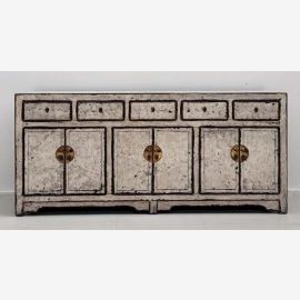 Rustic Chinese Sideboard