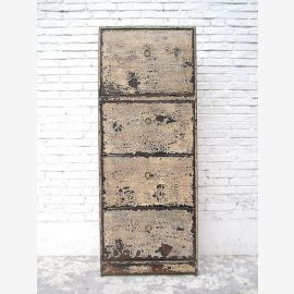 """China Shanxi cabinet unique piece by elm fantastically beautiful painted 3 base drawers by """"Luxury-Park"""""""